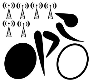 Cycling Wireless Networks